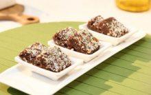 Recipe: Ragi Barfi