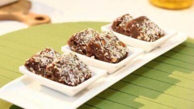 Photo of Recipe: Ragi Barfi