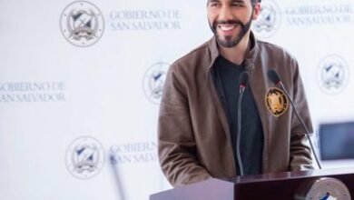 Photo of Son of Imam hailing from Palestine becomes youngest President of El Salvador