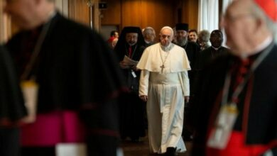 Photo of Abusive clergy tools of Satan: Pope