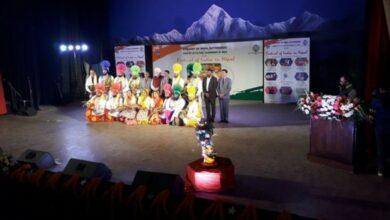 Photo of Festival of India in Nepal: Punjabi folk dance entrances audience