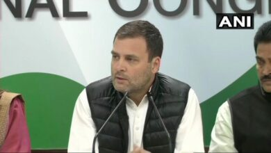 Photo of Rahul Gandhi attacks PM over Rafale deal, accuses him of robbing Air Force