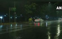 Heavy rain lashes Delhi, NCR