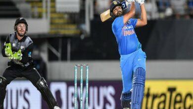 Photo of Rohit, Krunal help India level T20I series 1-1