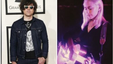 Photo of Phoebe Bridgers opens up about assault by Ryan Adams, thanks family for support