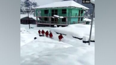 Photo of Fresh snowfall in Himachal, temp likely to dip to -3°C