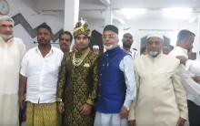 Nikah Ceremony: Conducted a Beautiful Islamic marriage