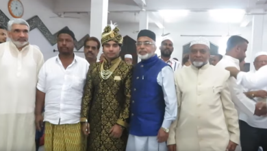 Photo of Nikah Ceremony: Conducted a Beautiful Islamic marriage