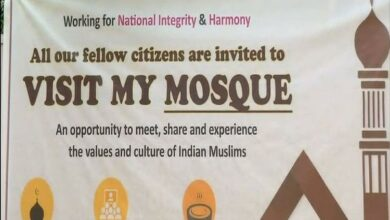 Photo of 'Visit my mosque' campaign gaining momentum across the country