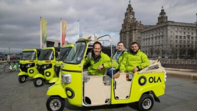 Photo of Ola Auto as Tuk-Tuk in Uk