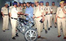 Cordon Search Operation in Nagabowli, Rein Bazar limits