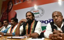 Uttam suspects foul play; urges CEC to put off MLC elections