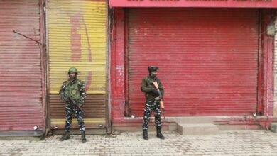 Photo of Srinagar on high alert after intelligence inputs possible attack