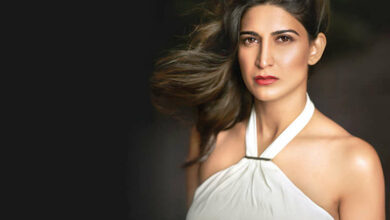 Photo of Feel lucky to have an emotional vent as actor: Aahana Kumra