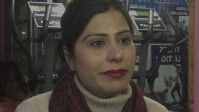 Photo of Meet Aliya Farooq, Srinagar's first certified woman fitness trainer