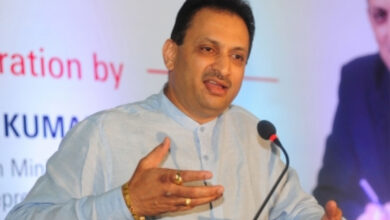 Photo of Hegde yet again stir up controversy with Islamophobic remark