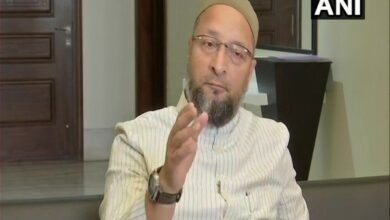 Photo of Ayodhya title case: Owaisi raises concerns over Sri Sri Ravi Shankar as part of mediation panel, expects him to be neutral