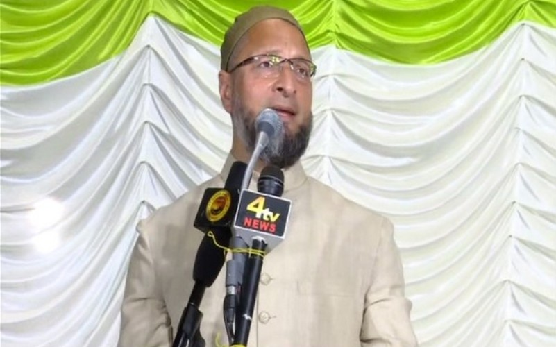"Asaduddin Owaisi condemns SR incident, says ""in Islam, woman can marry man of her choice"""