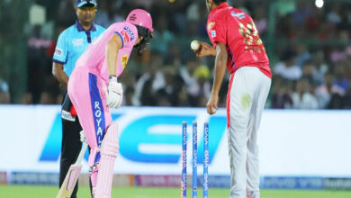 Photo of It was not planned but very instinctive: Ashwin on 'Mankad' run out