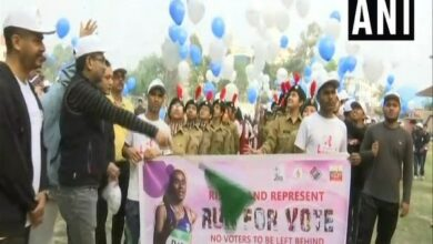 Photo of Assam: 'Run for Vote' campaign held to create awareness among first-time voters