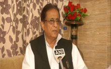 Muslims are considered 'Kirayedaars' in India, claims Azam Khan