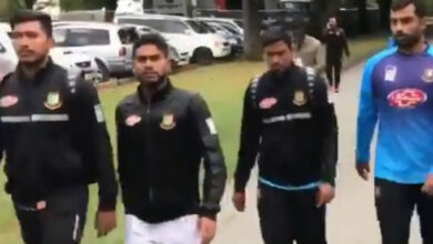 Photo of Here's what Bangladeshi cricketers says after escaping New Zealand Mosque Shooting