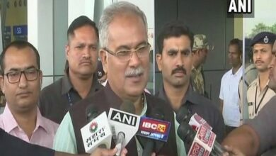 Photo of Chhattisgarh has already rejected BJP: CM Bhupesh Baghel