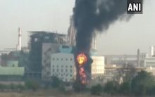 Fire breaks out at Bokaro power plant