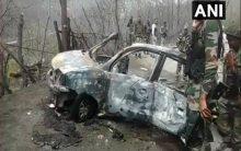 J-K: Car blast near Banihal, probe initiated