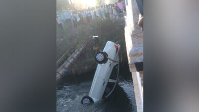 Photo of Six dead after car plunges into canal near Pollachi