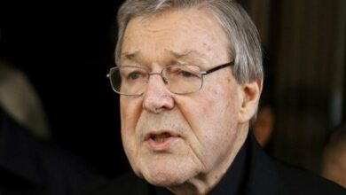 Photo of Australia's Cardinal Pell gets 6 years prison for sexual assault