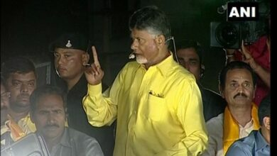Photo of Andhra CM blasts EC for turning polls into 'farce'