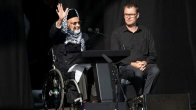 """Photo of """"I am choosing peace and I have forgiven,"""" tells Christchurch survivor"""
