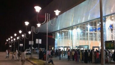 Photo of Visitors' entry stopped at Lucknow international airport