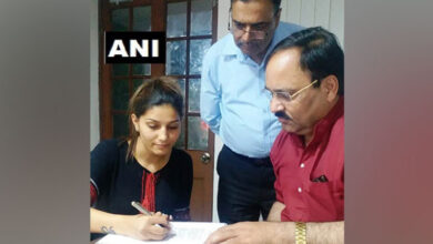 Photo of Haryanvi dancer, singer Sapna Chaudhary joins Congress