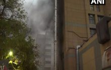 Fire breaks out at AIIMS Trauma Centre, no causalities