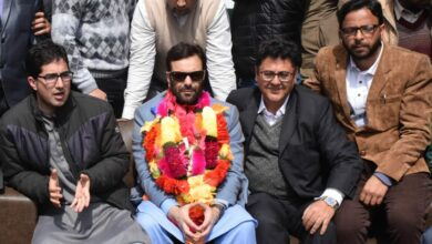 Photo of PDP legislator Javid Mir Joins Shah Faesal's Party