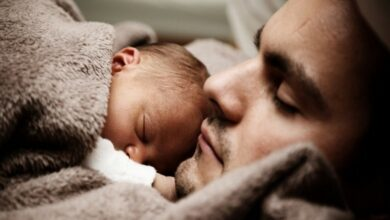 Photo of Not just mothers, new dads also at risk for postpartum depression: Study