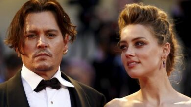 Photo of Johnny Depp claims Amber Heard started a relationship with Elon Musk 'One Month' into their marriage