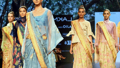Photo of Designers to pay ode to sari at LMIFW finale