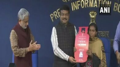 Photo of 7 crore LPG connections distributed under Ujjwala Yojana in 34 months