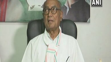 Photo of Digvijaya Singh questions family values of Kailash Vijayvargiya