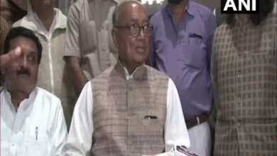 Photo of Centre should provide 'solid proof' of IAF air strike: Digvijaya Singh