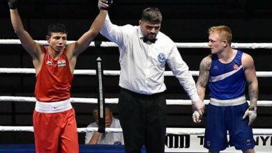 Photo of Dinesh Dagar knocks out former Olympic bronze medallist Evaldas Petrauskas