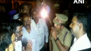 Photo of I-T Dept raids DMK treasurer Durai Murugan's Vellore residence