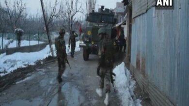 Photo of Jammu and Kashmir: Encounter enters third day in Kupwara