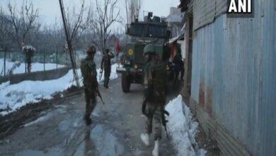 Photo of J-K: Two terrorists killed in Kupwara, encounter operations underway