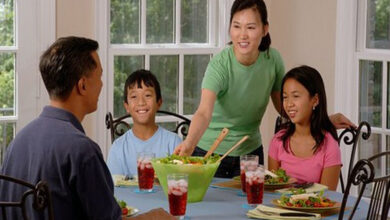 Photo of Eating breakfast with parents linked with positive body image for teenagers: Study