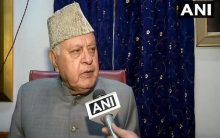 Farooq dares Centre to 'even touch' articles 370, 35A