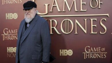 Photo of Novelist George R.R. Martin has mixed feelings about 'Game of Thrones' coming to an end